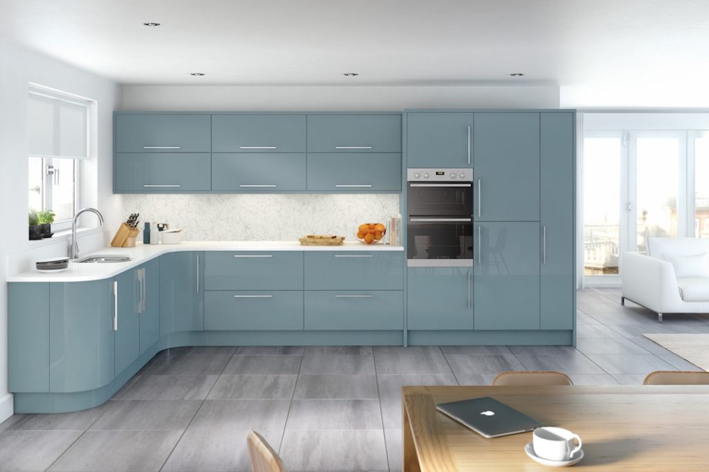 Kitchen_AUSTERHOUSE_Alto_HighGlossMetallicBlue