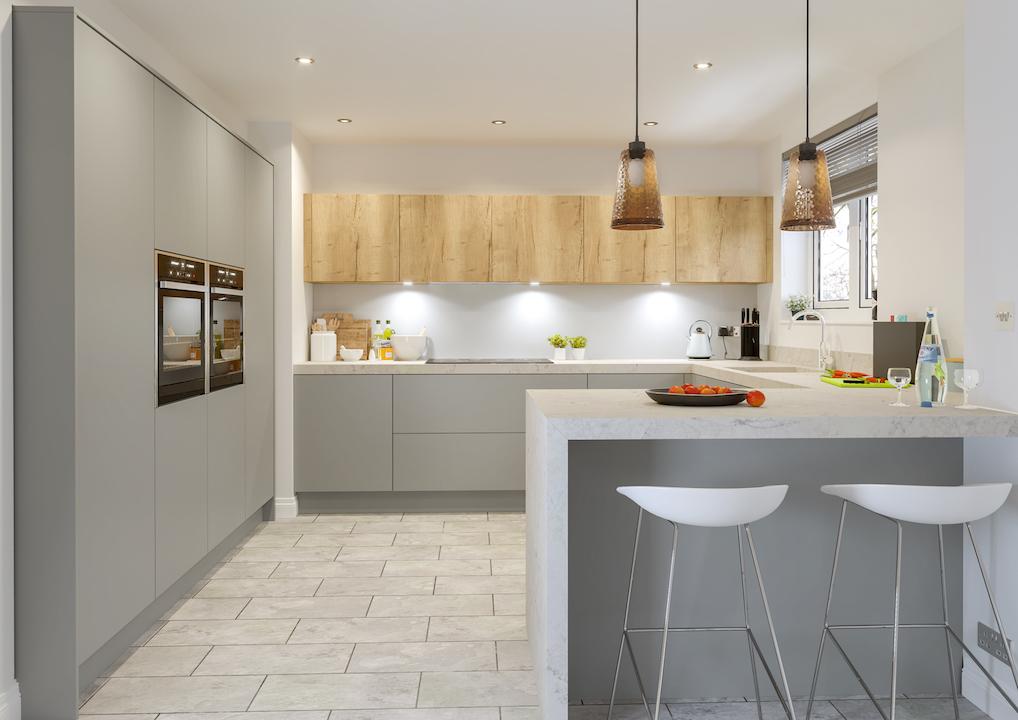 Kitchen_AUSTERHOUSE_Alto_SuperMattDustGrey_Versi_NaturalHalifaxOak